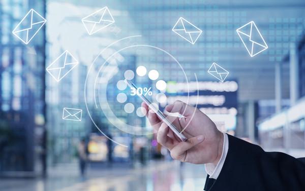 給客戶群發短信